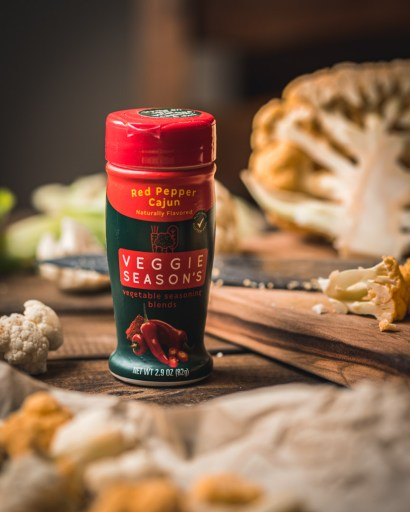 Veggie Season's Red Pepper Cajun Seasoning