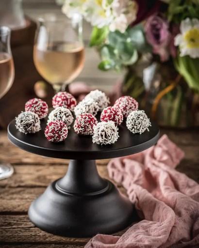 Passion Fruit Truffles