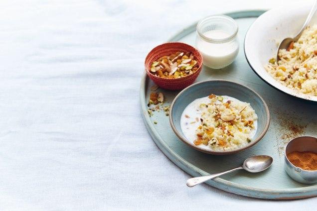Frühstücks-Couscous