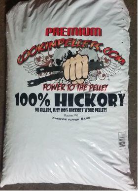 40 Lbs Hickory