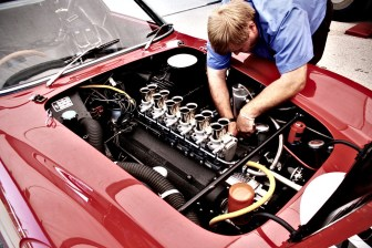 what is a tune up for a car