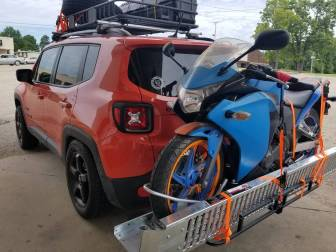 jeep renegade towing capacity