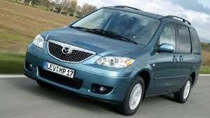 2006 Mazda MPV Towing Capacity