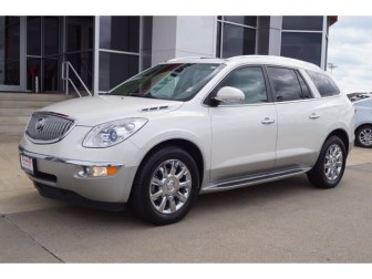 2012 Buick Enclave Towing Capacity