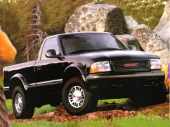 1998 GMC Sonoma Towing Capacity