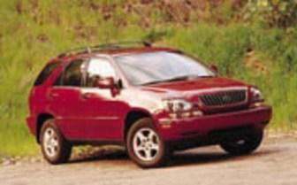 1999 Lexus RX300 Towing Capacity