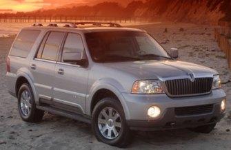 2003 Lincoln Navigator, 2003 Lincoln Navigator Towing Capacity