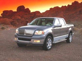 2006 Lincoln Mark LT Towing Capacity