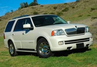 2006 Lincoln Navigator Towing Capacity