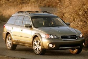 2006 Subaru Outback Towing Capacity