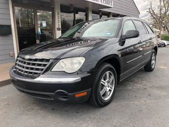2007 Chrysler Pacifica Towing Capacity