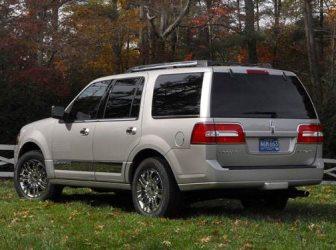 2008 Lincoln Navigator Towing Capacity