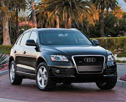 2012 Audi Q5 Towing Capacity