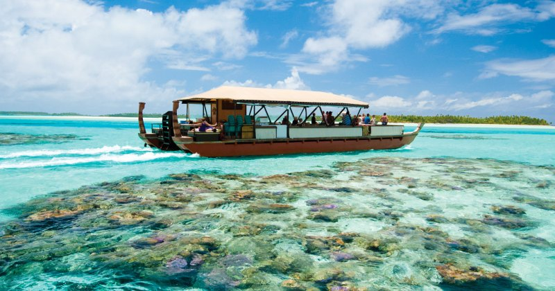Lagoon Cruise in Aitutaki, Cook Islands