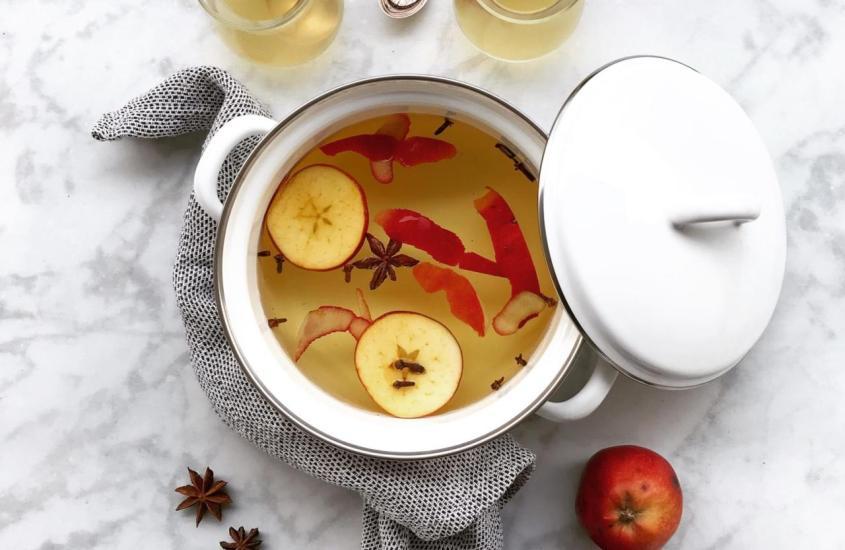 Apfelpunsch-Sirup