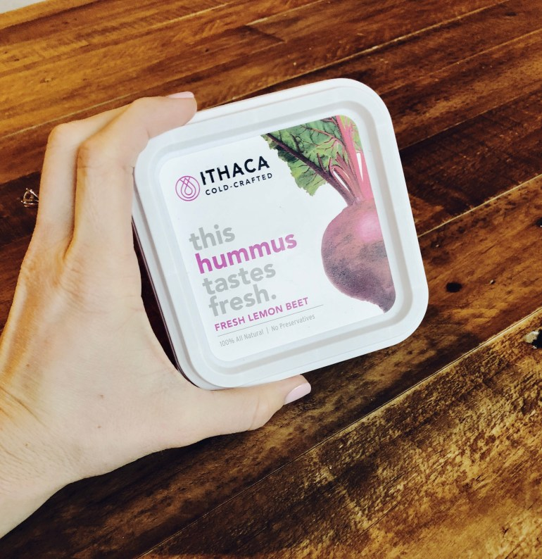 Ithaca Cold-Pressed Hummus