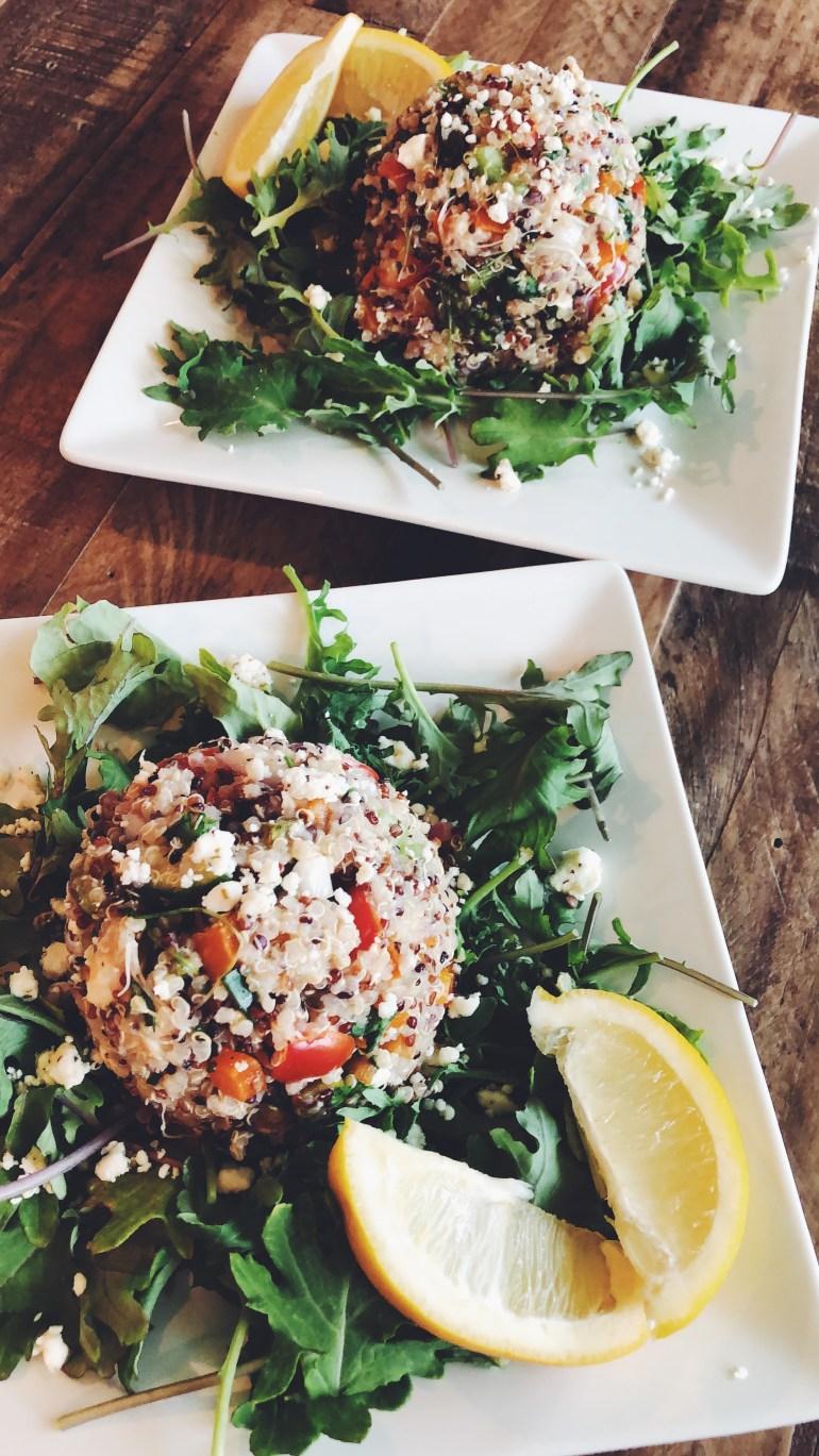 Rainbow Quinoa Salad | Recipe From Cook It healthier