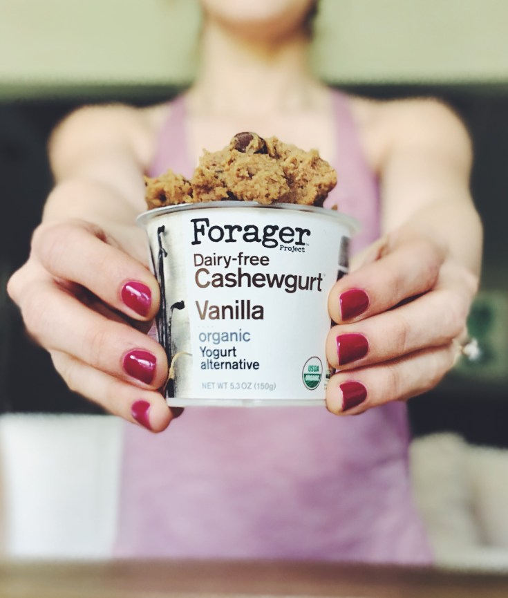 Product Review | Forager Project Cashewgurt | CookItHealthier.com
