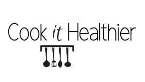 Cook It Healthier Logo V3