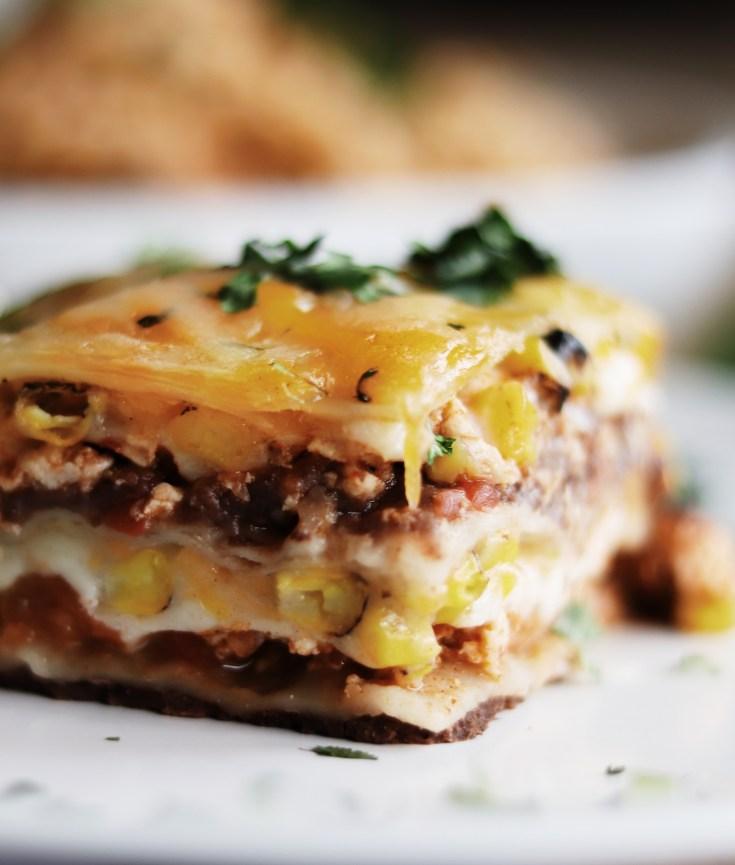 RECIPE | Skinny Taco Lasagna | CookItHealthier.com