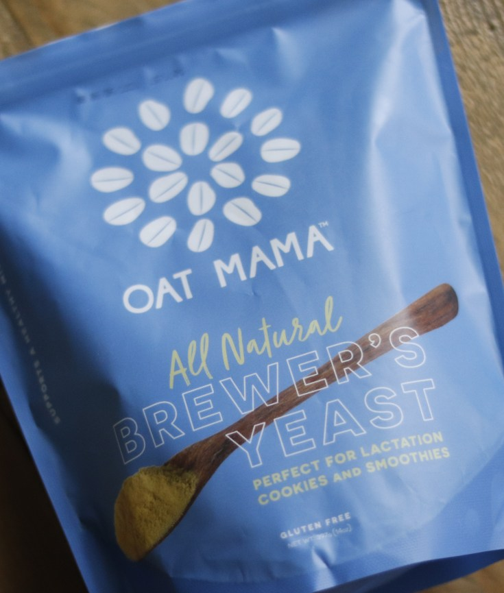 Product Review | Oat Mama Brewers Yeast | cookithealthier.com