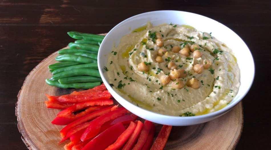 Chickpea Hummus • Cook Love Heal by Rachel Zierzow