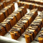 Gluten Free Biscotti with Chocolate Drizzle •Cook Love Heal by Rachel Zierzow