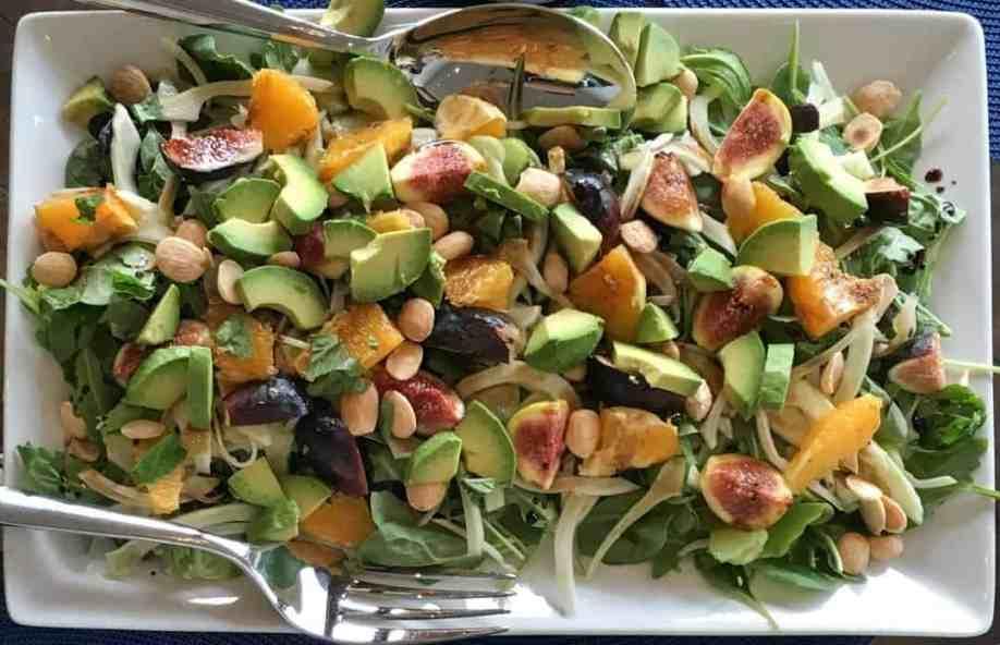 Salad at Sami & Lorraines (3)