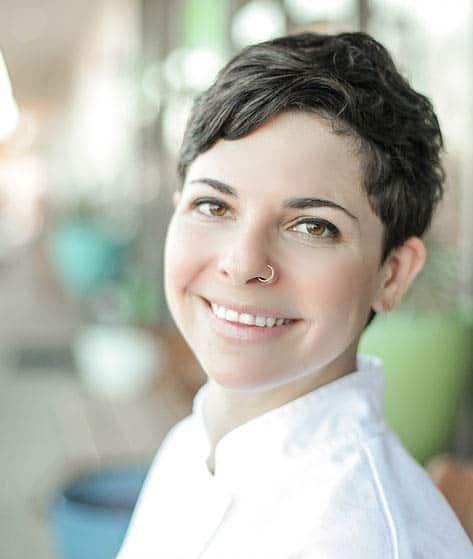 photo of Chef Naomi Silverman