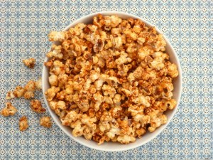 Low FODMAP Sweet Smoky Popcorn