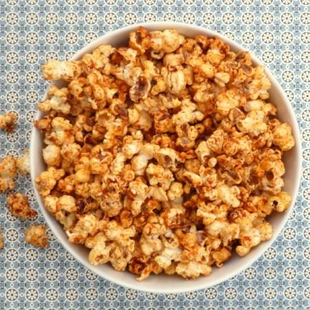 Low FODMAP popcorn recipe