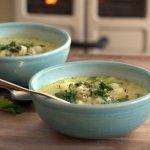 Low FODMAP, cullen skink, soup