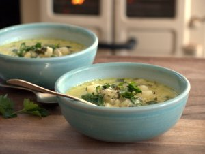 Low FODMAP, cullen skink, soup