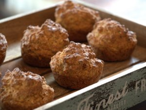 Low FODMAP Wheat-Free Bread Rolls