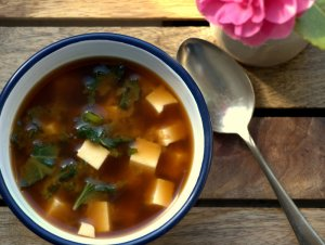 Low FODMAP Miso Soup