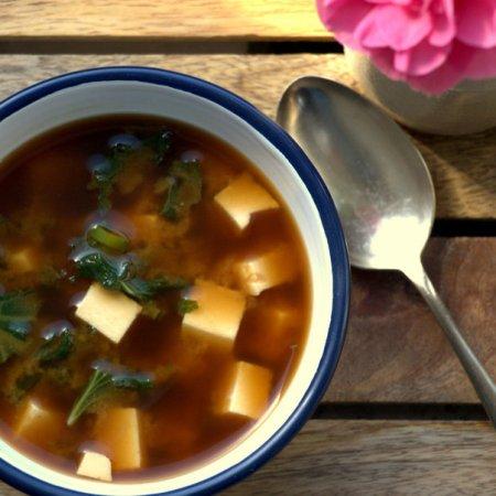 Low FODMAP, miso, soup