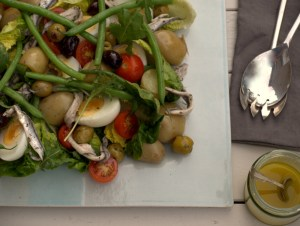 Low FODMAP Nicoise Salad