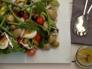 Low FODMAP, salad