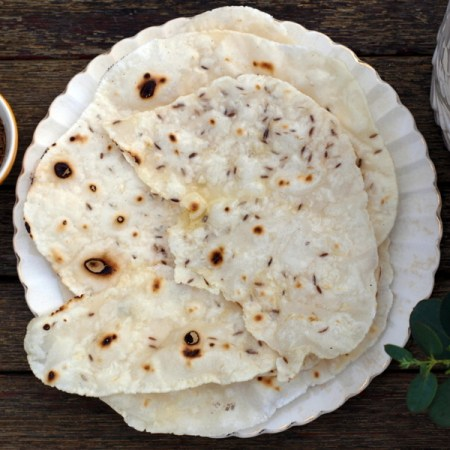 FODMAP, Flatbread, Recipe