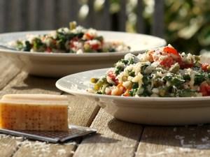 FODMAP, vegatarian, risotto