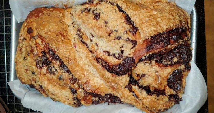 The Best chocolate babka recipe