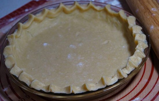 How to make all-purpose pie crust?