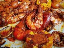 garlic cajun boiling seafood