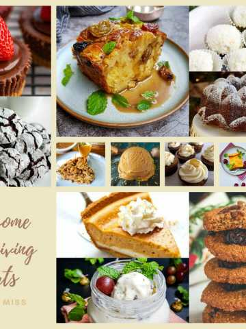31 awesome desserts thanksgiving recipes