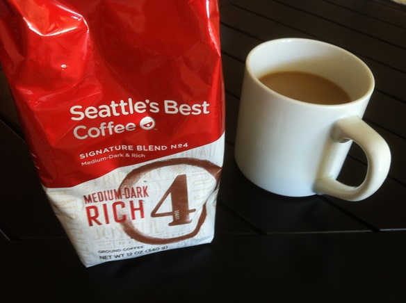 Hard to believe this is the lowest priced coffee in many stores.