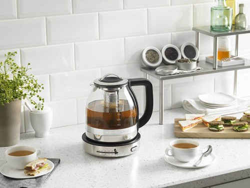 Glass Tea Kettle