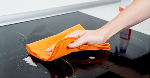 HowTo Clean Induction Cooktop