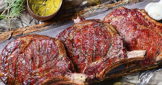 what does bison taste like - flavor