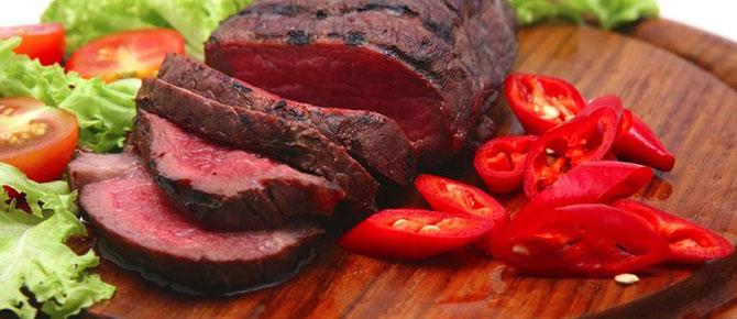 Bison Steak Buffalo Steak