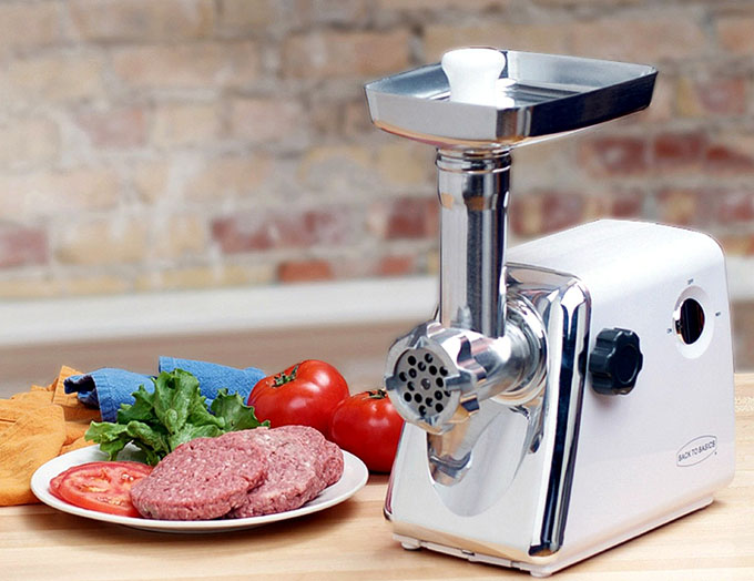 advantages of meat grinder